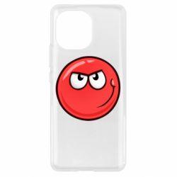 Чехол для Xiaomi Mi11 Red Ball game