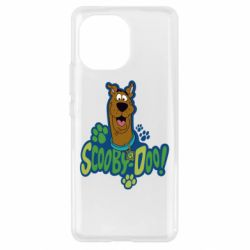 Чехол для Xiaomi Mi11 Scooby Doo!