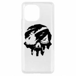 Чехол для Xiaomi Mi11 Sea of Thieves skull