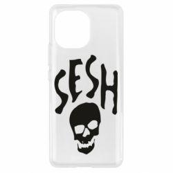 Чехол для Xiaomi Mi11 Sesh skull