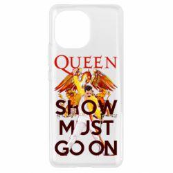 Чохол для Xiaomi Mi11 Show must go on