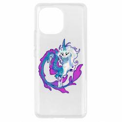 Чохол для Xiaomi Mi11 Sisu Dragon Art