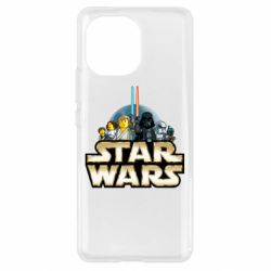 Чохол для Xiaomi Mi11 Star Wars Lego