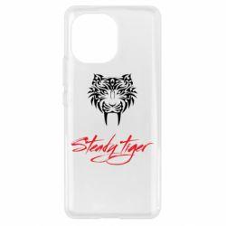 Чохол для Xiaomi Mi11 Steady tiger