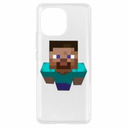 Чехол для Xiaomi Mi11 Steve from Minecraft