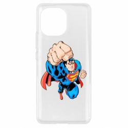 Чохол для Xiaomi Mi11 Супермен Комікс