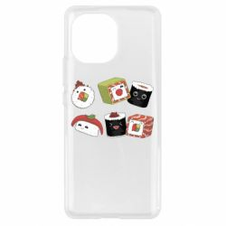 Чохол для Xiaomi Mi11 Sushi