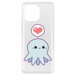 Чехол для Xiaomi Mi11 Sweet Octopus