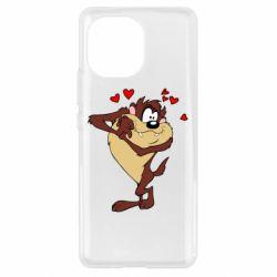 Чехол для Xiaomi Mi11 Taz in love