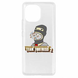 Чехол для Xiaomi Mi11 Team Fortress 2 Art