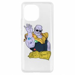 Чохол для Xiaomi Mi11 Thanos Art