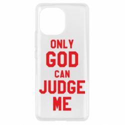 Чохол для Xiaomi Mi11 Тільки Бог може судити мене