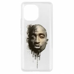 Чехол для Xiaomi Mi11 Tupac Shakur