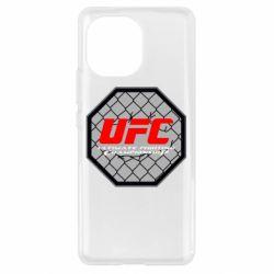 Чехол для Xiaomi Mi11 UFC Cage