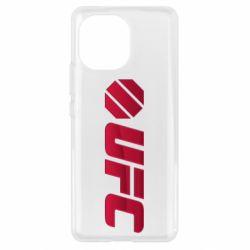 Чехол для Xiaomi Mi11 UFC Main Logo