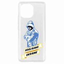 Чохол для Xiaomi Mi11 Ukraine Hooligans