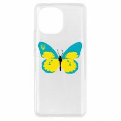 Чохол для Xiaomi Mi11 Український метелик