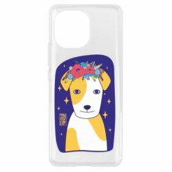 Чехол для Xiaomi Mi11 Украинский пес