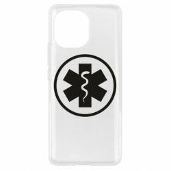 Чехол для Xiaomi Mi11 Warface: medic