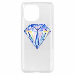 Чехол для Xiaomi Mi11 Watercolor diamond