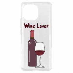 Чохол для Xiaomi Mi11 Wine lover