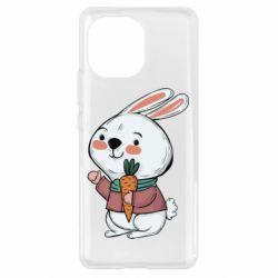 Чехол для Xiaomi Mi11 Winter bunny
