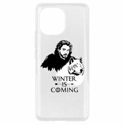 Чохол для Xiaomi Mi11 Winter is coming I