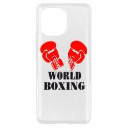 Чохол для Xiaomi Mi11 World Boxing