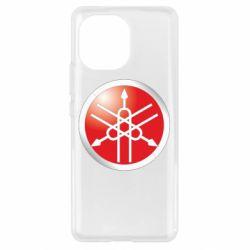 Чохол для Xiaomi Mi11 Yamaha Logo 3D