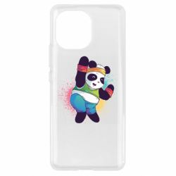 Чохол для Xiaomi Mi11 Zumba Panda