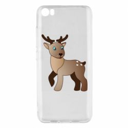 Чехол для Xiaomi Mi5/Mi5 Pro Cartoon deer