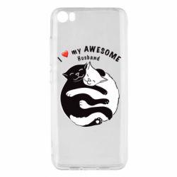 Чехол для Xiaomi Mi5/Mi5 Pro Cats and love