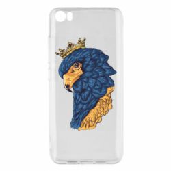 Чехол для Xiaomi Mi5/Mi5 Pro Eagle with a crown on its head