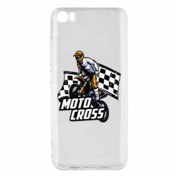 Чехол для Xiaomi Mi5/Mi5 Pro Motocross