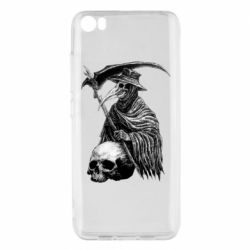 Чехол для Xiaomi Mi5/Mi5 Pro Plague Doctor graphic arts