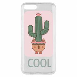 Чехол для Xiaomi Mi6 Cactus art