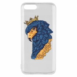 Чехол для Xiaomi Mi6 Eagle with a crown on its head