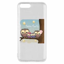 Чехол для Xiaomi Mi6 Happy family