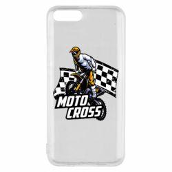 Чехол для Xiaomi Mi6 Motocross
