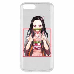 Чохол для Xiaomi Mi6 Nezuko