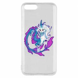 Чохол для Xiaomi Mi6 Sisu Dragon Art