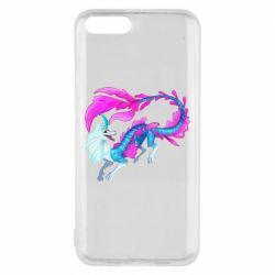Чохол для Xiaomi Mi6 Sisu Water Dragon