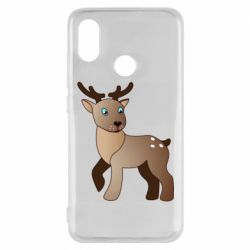 Чехол для Xiaomi Mi8 Cartoon deer