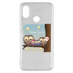 Чехол для Xiaomi Mi8 Happy family