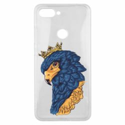 Чехол для Xiaomi Mi8 Lite Eagle with a crown on its head