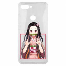 Чохол для Xiaomi Mi8 Lite Nezuko