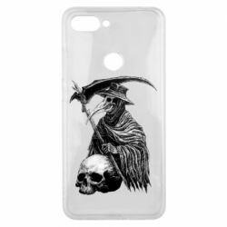 Чехол для Xiaomi Mi8 Lite Plague Doctor graphic arts