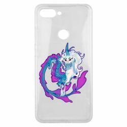 Чохол для Xiaomi Mi8 Lite Sisu Dragon Art