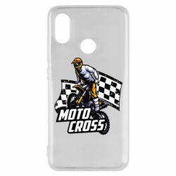 Чехол для Xiaomi Mi8 Motocross
