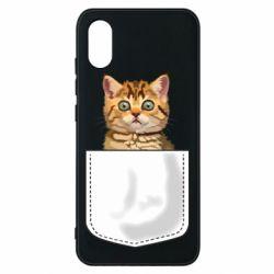 Чехол для Xiaomi Mi8 Pro Cat in your pocket